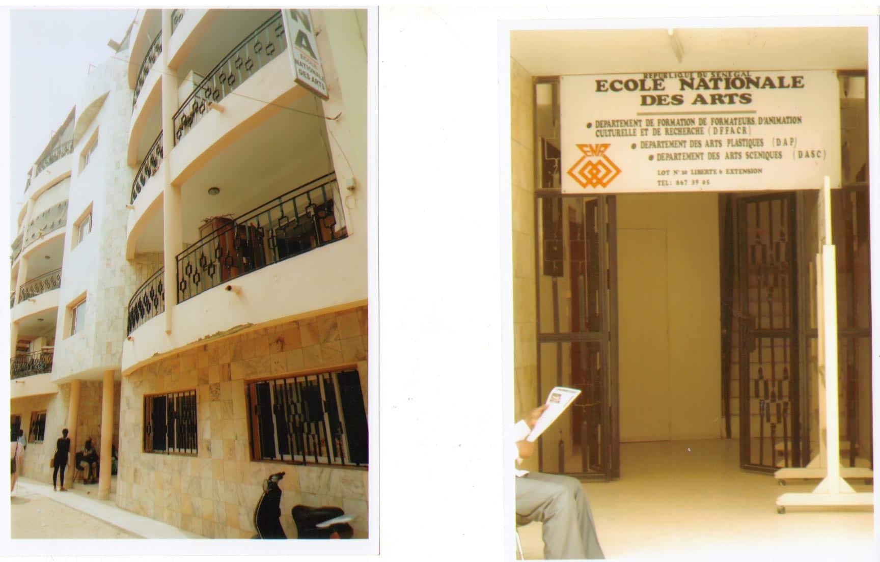 Direction des arts du Senegal