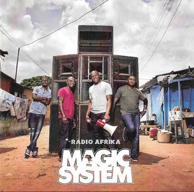 magic system radio africa