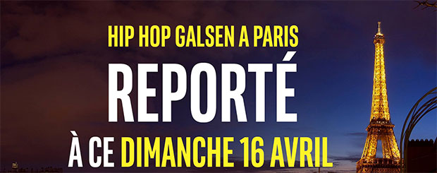 hip hop galsen a paris