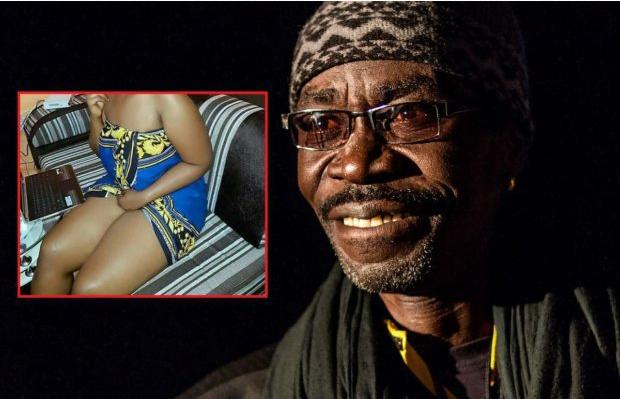 Souleymane Faye masturbation