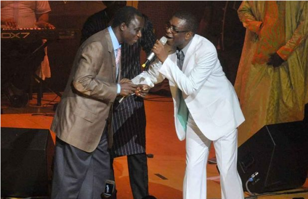 Thione Seck et Youssou Ndour