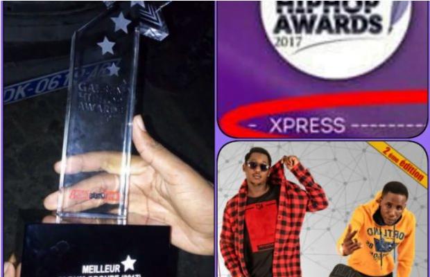 xpress meilleur album 2017