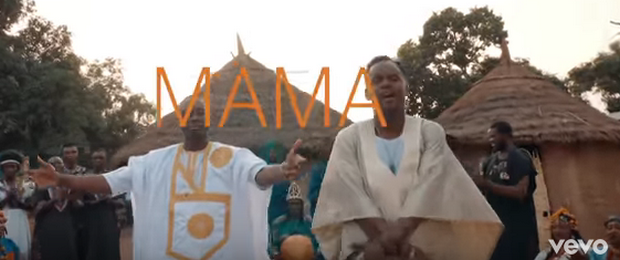 Black M Mama Clip officiel ft. Sidiki Diabaté
