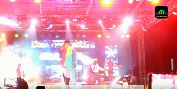 concert tekno dakar