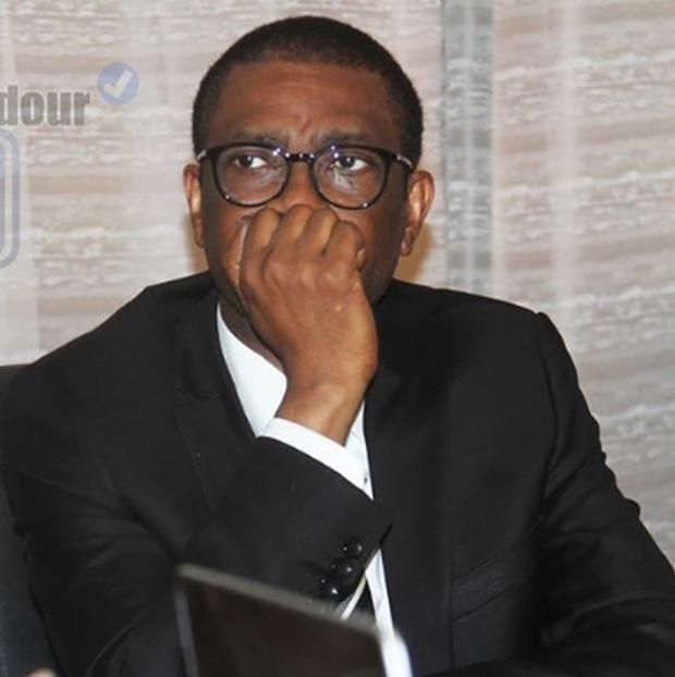 youssou en deuil