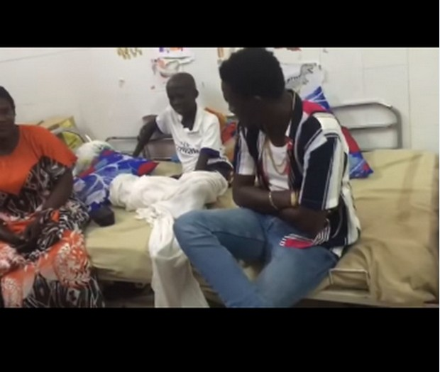wally seck à lhopital