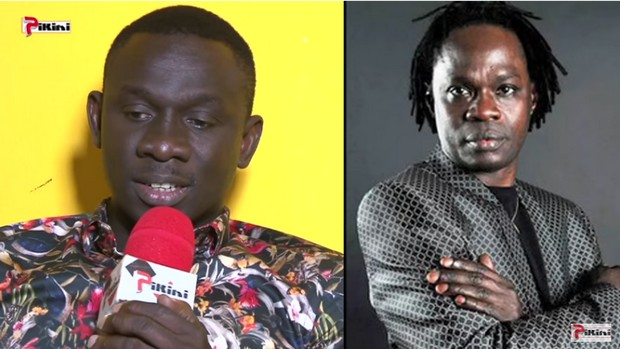 pape diouf et baba maal