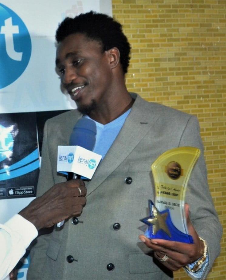 wally b. seck leral awards