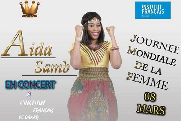 Aida Samb 08 mars