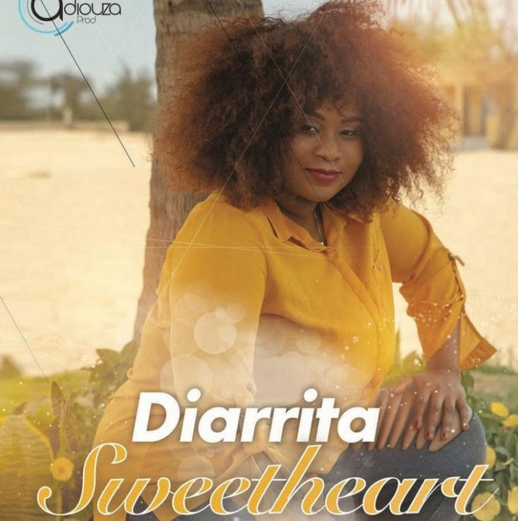 Diarrita Sweetheart new single