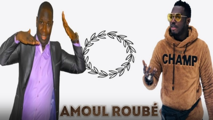 PAMA DIENG FT SALAM DIALLO AMOUL ROUBÉ NEW SINGLE