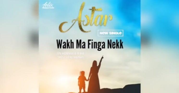 ASTAR wakh ma fi ngua nekk teaser