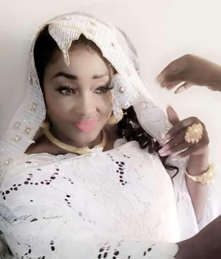 Mame Bassine Thiam s'est mariée