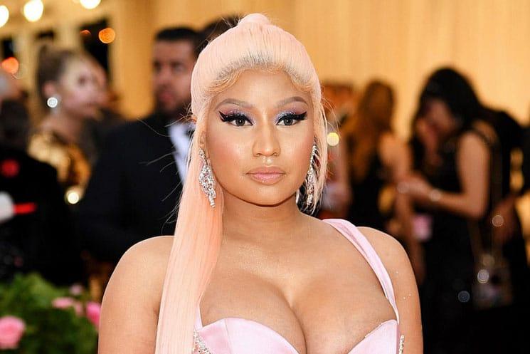 La rappeuse Nicki Minaj décide de prendre sa retraite !