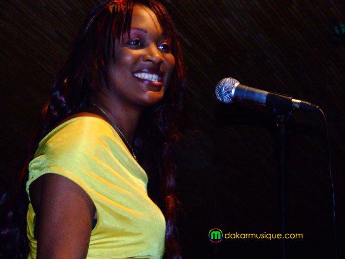 Que d'émotion avec Titi et les titans au Just 4 U de Dakar